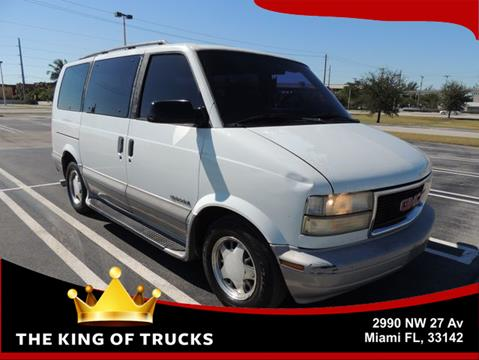 2000 GMC Safari for sale in Miami, FL