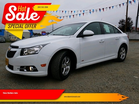 2011 Chevrolet Cruze for sale in Anchorage, AK