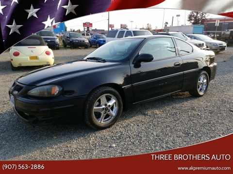 2004 Pontiac Grand Am for sale in Anchorage, AK