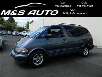 1994 Toyota Previa for sale in Sacramento, CA