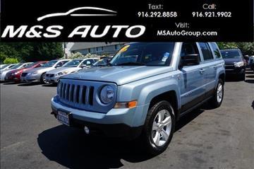 2013 Jeep Patriot for sale in Sacramento, CA