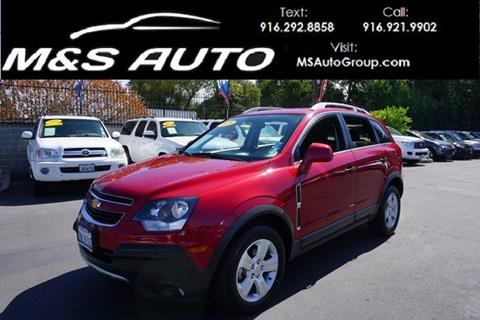 2015 Chevrolet Captiva Sport Fleet for sale in Sacramento, CA