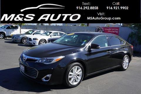 2015 Toyota Avalon for sale in Sacramento, CA