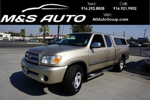 2006 Toyota Tundra for sale in Sacramento, CA