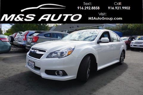 2013 Subaru Legacy for sale in Sacramento, CA