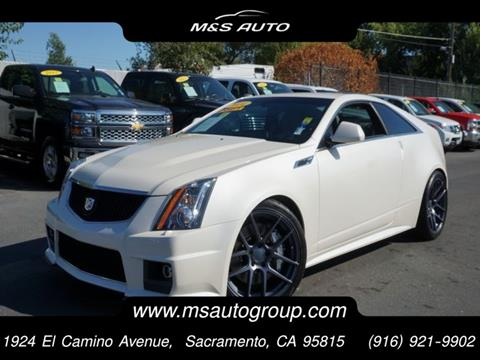 2014 Cadillac Cts For Sale >> 2014 Cadillac Cts V For Sale In Sacramento Ca