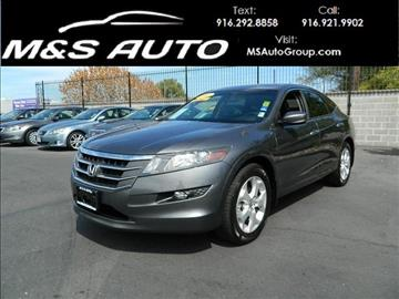 2011 Honda Accord Crosstour for sale in Sacramento, CA