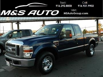 2008 Ford F-250 Super Duty for sale in Sacramento, CA
