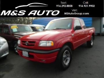 2005 Mazda B-Series Truck for sale in Sacramento, CA