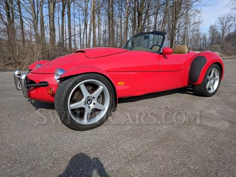 1998 Panoz AIV Roadster for sale in Twinsburg, OH
