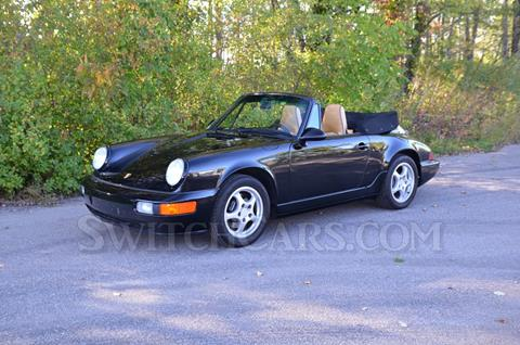1990 Porsche 911 for sale in Twinsburg, OH
