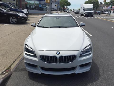 2013 BMW 6 Series for sale in Flushing, NY