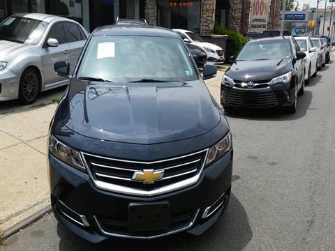 2017 Chevrolet Impala for sale in Flushing, NY