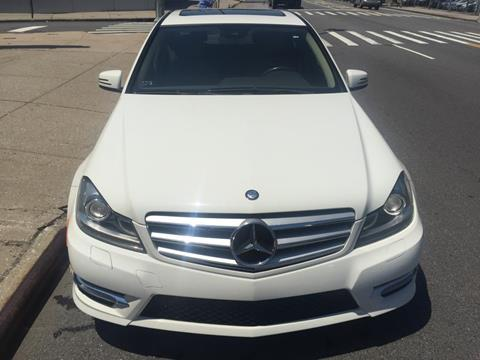 2012 Mercedes-Benz C-Class for sale in Flushing, NY