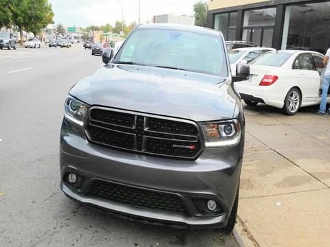 2017 Dodge Durango for sale in Flushing, NY