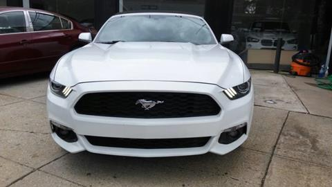 2017 Ford Mustang for sale in Flushing, NY