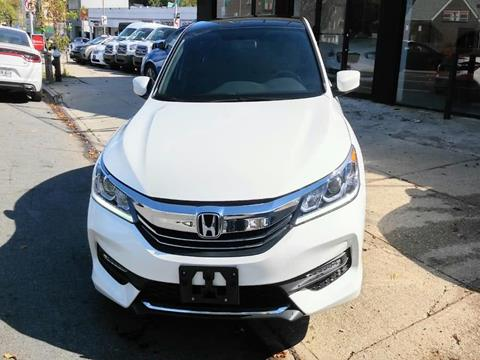 2016 Honda Accord for sale in Flushing, NY