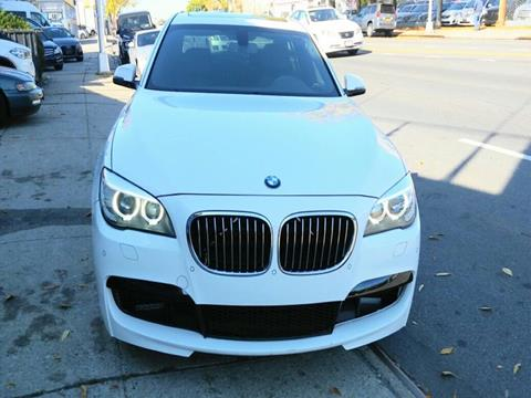 2014 BMW 7 Series for sale in Flushing, NY
