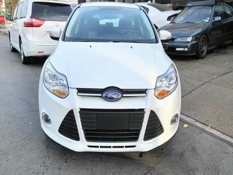 2014 Ford Focus for sale in Flushing, NY