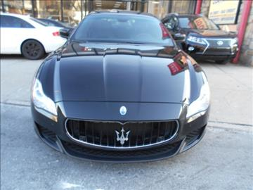 2014 Maserati Quattroporte for sale in Flushing, NY