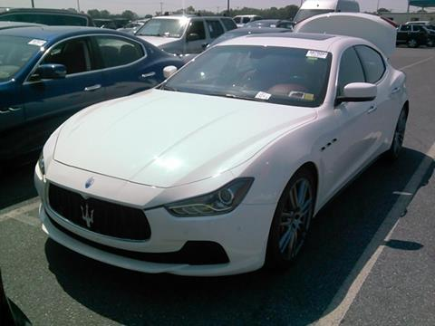 maserati ghibli for sale in lewiston, me - carsforsale®