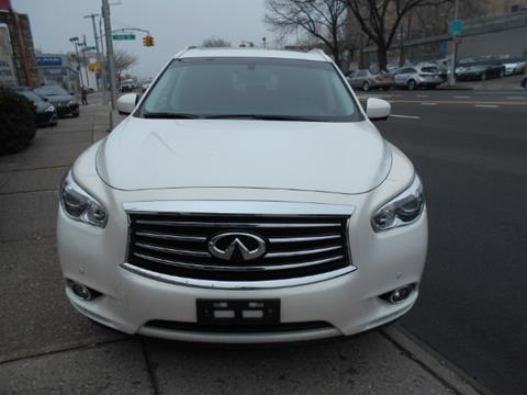 2013 Infiniti JX35 for sale in Flushing, NY