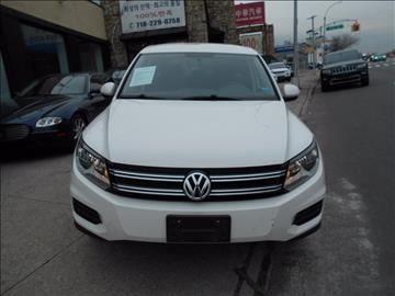 2013 Volkswagen Tiguan for sale in Flushing, NY
