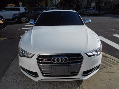 2015 Audi S5 for sale in Flushing, NY
