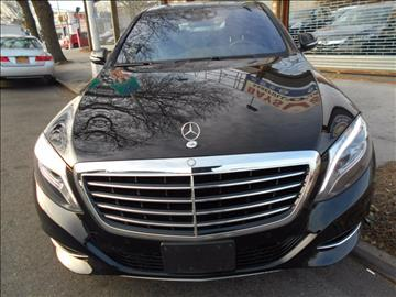 2014 mercedes benz s class for sale in flushing ny