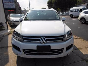2014 Volkswagen Touareg for sale in Flushing, NY