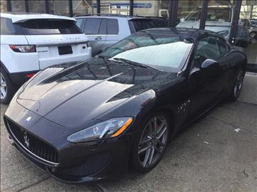 2013 Maserati GranTurismo for sale in Flushing, NY