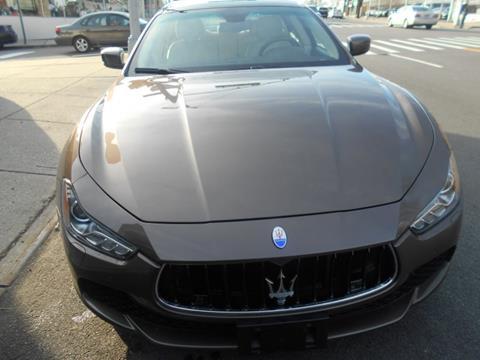 2014 Maserati Ghibli for sale in Flushing, NY