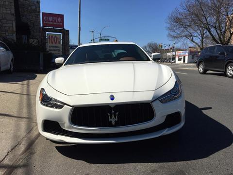 2016 Maserati Ghibli for sale in Flushing, NY