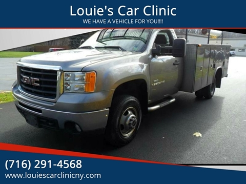 2007 GMC Sierra 3500HD CC for sale in Clarence, NY