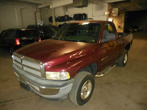 2001 Dodge Ram Pickup 1500 for sale in Providence, RI