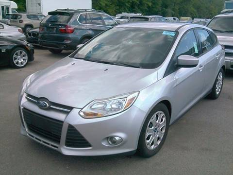 2012 Ford Focus for sale in Providence, RI