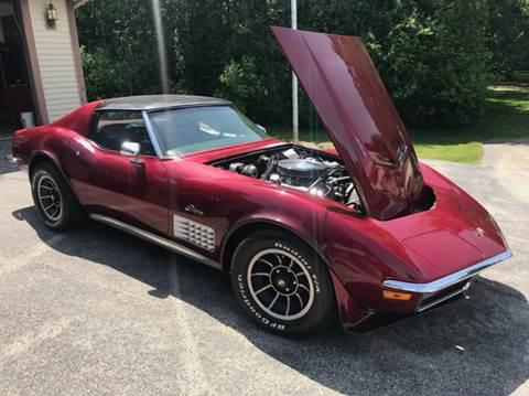 1971 Chevrolet Corvette for sale in Grafton, WI