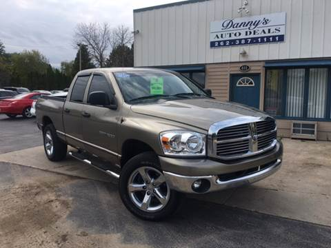 2007 Dodge Ram Pickup 1500 for sale in Grafton, WI