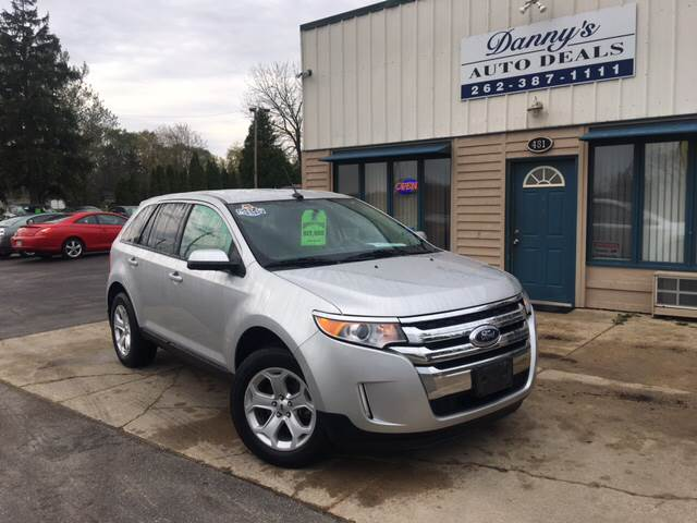 Ford Edge Awd Sel Dr Crossover Grafton Wi