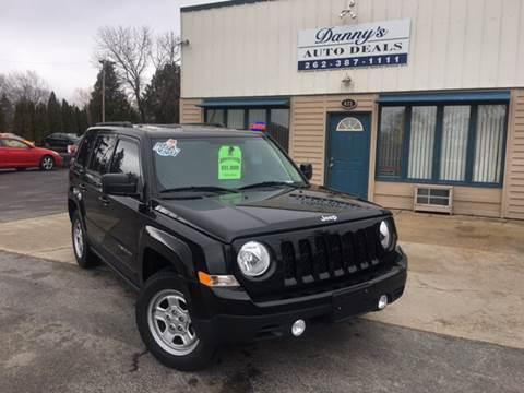 2016 Jeep Patriot for sale in Grafton, WI