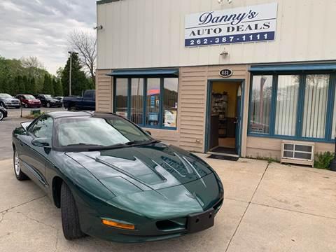 1996 Pontiac Firebird for sale in Grafton, WI