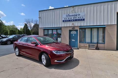 2015 Chrysler 200 for sale in Grafton, WI