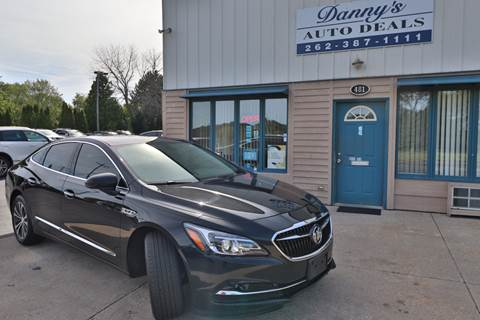 2017 Buick LaCrosse for sale in Grafton, WI