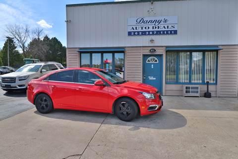 2015 Chevrolet Cruze for sale in Grafton, WI