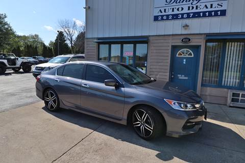 2016 Honda Accord for sale in Grafton, WI