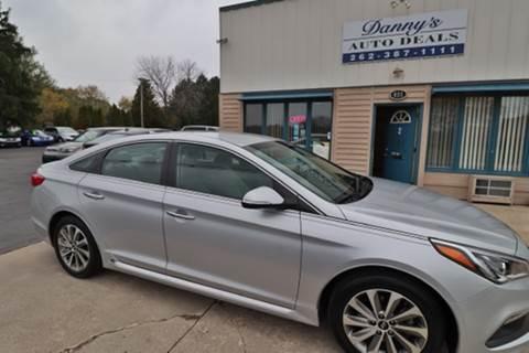 2015 Hyundai Sonata for sale in Grafton, WI