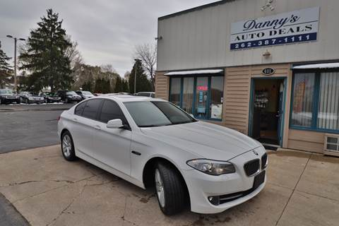 2013 BMW 5 Series for sale in Grafton, WI