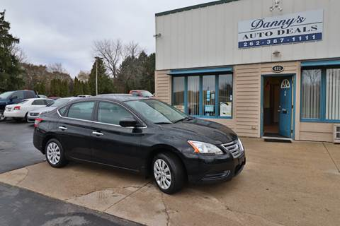 2013 Nissan Sentra for sale in Grafton, WI