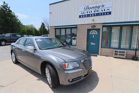 2011 Chrysler 300 for sale at Danny's Auto Deals in Grafton WI