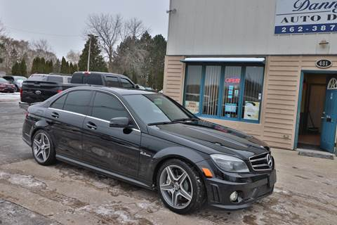2010 Mercedes-Benz C-Class for sale in Grafton, WI